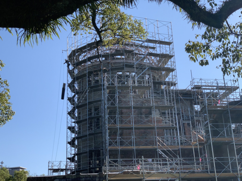 A-bomb Dome Preservation 2020 3