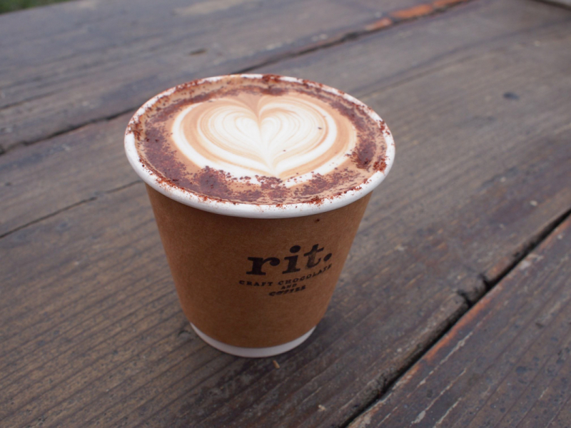 rit. craft chocolate and coffee