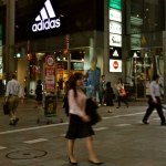 Adidas shop & Andersen bakery area