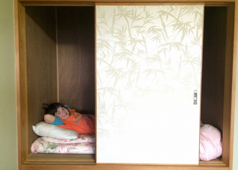 Spacious rooms at Ikoi No Mura Shimane!