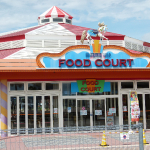 Family fun and food court
