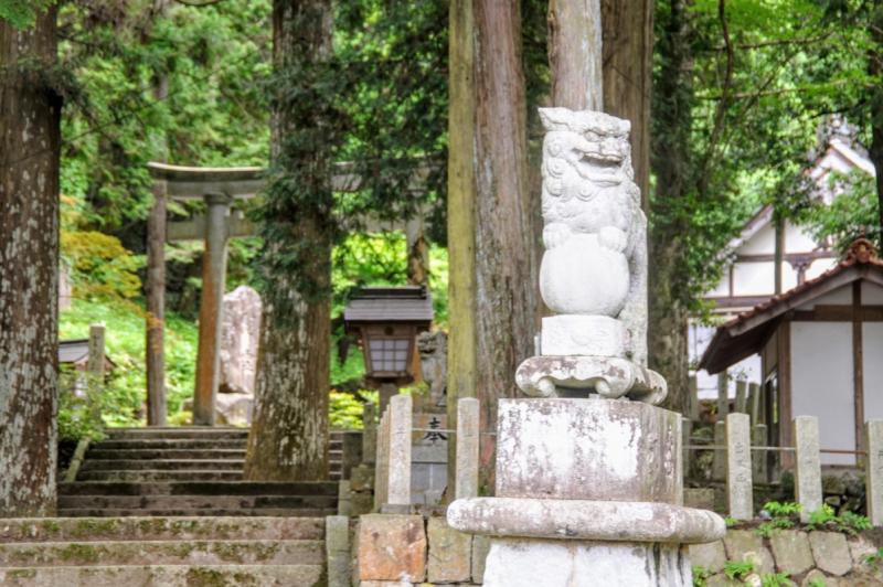 Mibu Hachiman Shrine 2