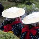 Shukkei-en Garden Ritual Rice Planting - 14