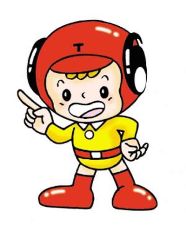 Dakkun mascot