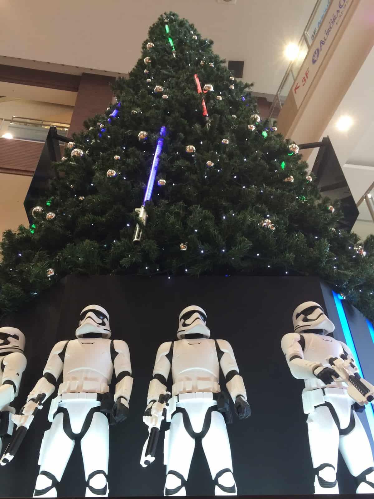 Star Wars Xmas Tree - 3