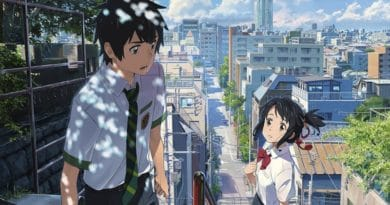 Your Name 君の名は